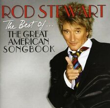 Best Of The Great American Songbook - Rod Stewart (2011, CD NEUF)