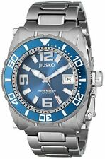 Jiusko Deep Sea 69LSBL08 Men's Automatic Lightweight Titanium 300m Dive Watch