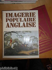 IMAGERIE POPULAIRE ANGLAISE / JAMES LAVER / EDITIONS ELECTA 1976