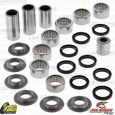 All Balls Swing Arm Linkage Bearings & Seals Kit For Suzuki RM 250 2002 MotoX