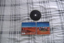 MUSE BLACK HOLES & REVELATIONS GOLD STAMPED AMERICAN PROMO CD VERY GOOD RARE!