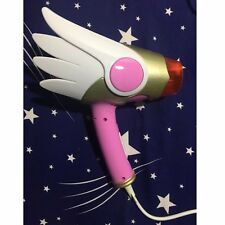 Anime Card Captor Sakura Cosplay Sealing Wand Hairdryer Hair Blow Dryer Portable