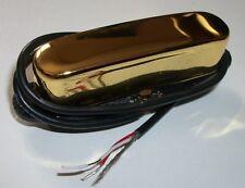 Neuf micro TELECASTER neck céramique single gold pour guitare Fender, Squier