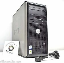 8GB RAM 500G 10 PRO E8500 64BIT TOWER DELL OPTIPLEX 755 CORE 2D 3.16GHZ COMPUTER