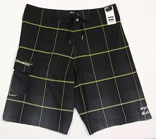 Men's BILLABONG Black Board / Surf Shorts 31 Platinum X NWT NEW Awesome!