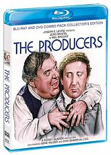 THE PRODUCERS : Collector's Edition (Gene Wilder)  Region A  - BLU RAY - Sealed