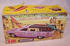 Vintage Johan 1966 Cadillac Heavenly Hearse Party Machine Model Kit! GC-600