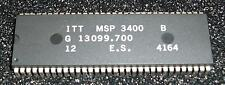 1 pcs. ITT MSP 3400 B S-DIP64 Multistandard Sound Processor for TV or Video
