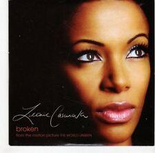(GH647) Leonie Casanova, Broken  - 2009 DJ CD