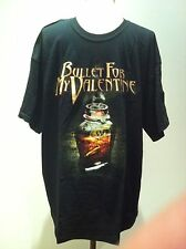 BULLET FOR MY VALENTINE T-SHIRT Poison Bottle NEW OFFICIAL MERCH SIZE XLarge