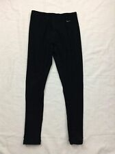IMPERFECT Nike Dri-Fit Womans Jogging Legging Black Color Size Small S5S