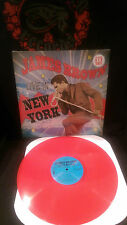 JAMES BROWN Live in New York Vinyl Cold Sweat Good Foot Man's World Sex Machine