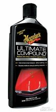 Meguiars Ultimate Compound - removes swirl marks and scratches etc + FREE PAD