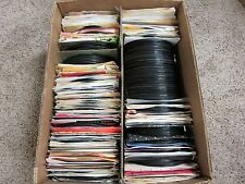 BULK WHOLESALE LOT OF 500+ 45's     THE 50's,60's,70's&80's