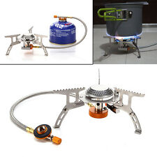 Portable Split Type Gas Stove Picnic Furnace Outdoor Camping Cooking Tools