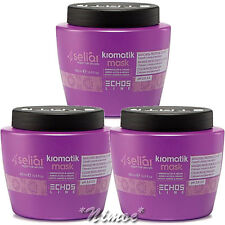 Kromatik Mask 3 x 500ml Seliar ® Protection Coloured Bleached Amino Acids Argan