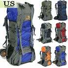 Camping Travel Rucksack Waterproof Mountaineering Outdoor Backpack Hiking Bag