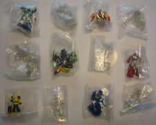 Transformers ACT 3 - 12 Figure Set - Color & Clear Variants - Bumblebee Soundwav