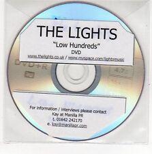 (EG807) The Lights, Low Hundreds - DJ DVD