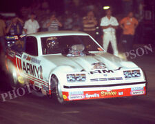 FUNNY CAR PHOTO DON PRUDHOMME DRAG RACING SACRAMENTO 1978