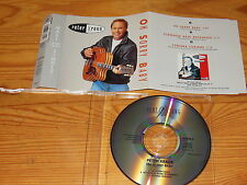 PETER KRAUS - OH SORRY BABY / 3 TRACK MAXI-CD 1993 MINT!