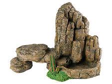 Chargeur de rock vivarium terrarium reptile ornament decoration