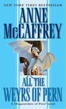 All the Weyrs of Pern by Anne McCaffrey (1992, Paperback)