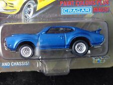 Johnny Lightning * 1969 Olds 442 * BLUE * Muscle Cars USA *
