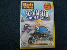 Bob The Builder - Scrambler To The Rescue (DVD, 2007)