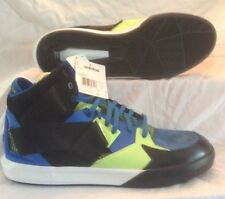 New Adidas Original C-10 Black/Blue Mens Lifestyle Casual shoes Sneaker C77119