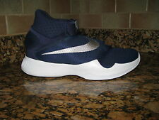 Nike Zoom Hyperrev 2016 Blue/white Mens Sz 14.5 835439-402
