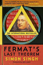 Fermat's Last Theorem by Dr. Simon Singh - New Book