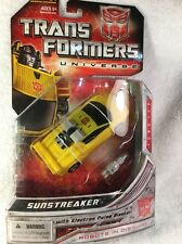 Transformers Universe SUNSTREAKER Generations Classics MOC NEW Autobot