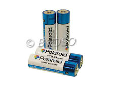 Polaroid AA Super Alkaline Battery 4 Pack