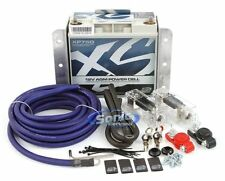 XS Power XP750-CK XP750 AGM Power Cell Car Battery + Install Kit
