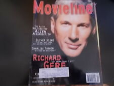 Charlize Theron, Richard Gere, Joan Allen - Movieline Magazine 1997
