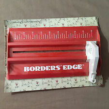 VIntage Borders Edge Wallpaper Cutter Trimmer Crafts Ramco Industries NOS