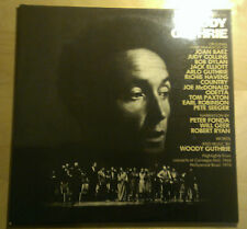 V.A. - A tribute to Woody Guthrie Doppel-LP 2 Vinyl LP
