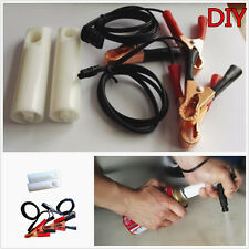 For All Cars Fuel Injector Flush Cleaner Adapter DIY Vehicle Cleaners Tool Kit