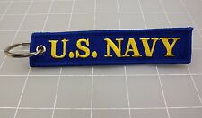 KEY RING KEYCHAIN BRAND NEW U.S. NAVY AMERICA'S NAVY