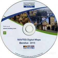 VDO DAYTON NAVTEQ ROAD MAP NAVIGATION DISC 2015 EUROPE