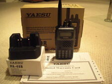 NEW Extended Freqs YAESU  5 Watt FT-60r Dual Band Ideal for  Hangglide Paraglide