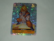CARTE CARD CARDS LAMINACARDS EDIBAS DRAGON BALL Z-BACKSTAGE 2007 CARTA SINGOLA