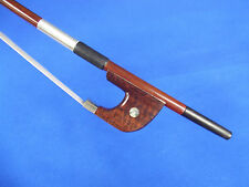 Double Bass bow Excellent German style snakewood frog Parisians hard stick 4/4