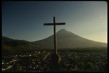 058006 le volcan agua juste au sud de Antigua A4 papier photo