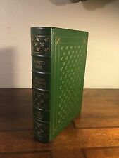 "1977 ""VANITY FAIR"" by William Makepeace Thackeray  Franklin Library Leather"