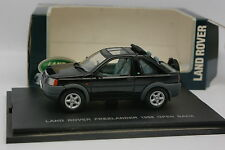 UH 1/43 - Land Rover Freelander Open 1998 Noir