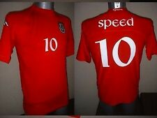 Wales Kappa Shirt Jersey Gary SPEED Adult XXL Cymru Trikot Soccer Football
