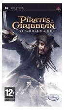 PSP juego los Piratas del Caribe a finales del mundo Todo Completo