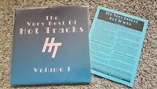 The Very Best of Hot Tracks Volume 1 US 12'' Disco Vinyl (Yazoo/Madonna/Prince)